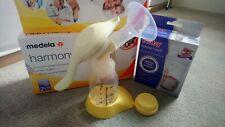 Medela Harmony Manual Breast pump and milk storage bags bundle