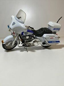 """NYPD l Police 5"""" Diecast   Harley Davidson Motorcycle. Check It out! 😎⭐️"""