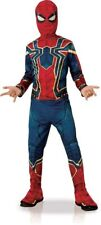 Iron Spiderman-Déguisement Officiel Iron Spider-Taille M 5/6 ans *NEUF*