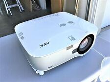 NEC NP2000 video projector