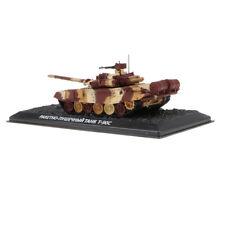 1:72 Modèle de Char de Combat Moulé sous Pression en Alliage Russie T-90c