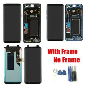 LCD Display Touch Screen Digitizers Part For Samsung Galaxy S9 Plus SM-G965F