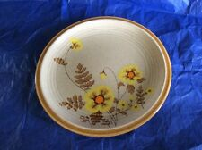 Mikasa Nature's Song Fernflower 7 3/4 Inch Salad Plates C 1051