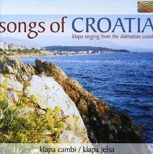 Klapa Cambi - Songs of Croatia [New CD] England - Import