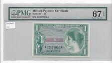 MPC Series 651  1 Dollar  PMG  67EPQ  SUPERB GEM UNC