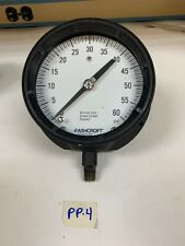 Ashcroft Differential Pressure Gauge 0-60 Psi New No Box Fast Shipping!