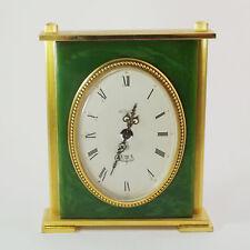 Limited LeCoultre Recital 8 Tage Tischuhr Pendulette Wecker 60er Jahre #129