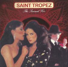 Saint Tropez – The Sensual Hits.     New cd