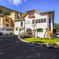Kurzreise in die Berge | Val Müstair Schweiz | 4T Familienurlaub | Hotel Voucher