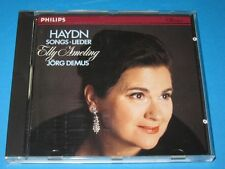 Elly Ameling, Jörg Demus / Haydn: Lieder, Songs - Philips CD