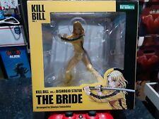 KILL BILL THE BRIDE BISHOUJO Kotobukiya