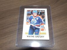 1986-87 OPC Hockey Leaders Mini #13 wayne gretzky