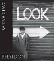 David Bailey: Look by Higgins, Jackie | Hardcover Book | 9780714857831 | NEW