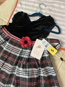 jona michelle girls dress Size 5& 12 Available.