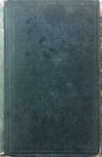 Syntax Of The Moods And Tenses Of The Greek Verb by W.W Goodwin /1st Ed/ 1860