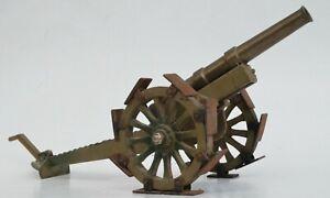 Heavy Field Gun Toy WWI Marklin Canon 8065 large scale Howitzer