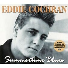 Eddie Cochran Summertime Blues 2-CD NEW SEALED C'mon Everybody/Something Else+
