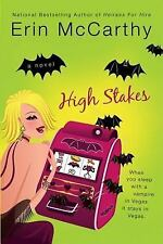 High Stakes by Erin McCarthy SC new