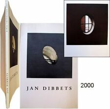 Jan Dibbets Works 1969-1999 Wien Bawag foundation Rudi Fuchs + carton invitation