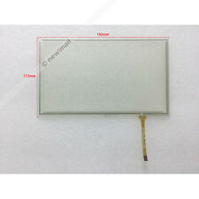 """8"""" inch 4 wire resistive touch screen for HSD080IDW1 AT080TN64 touch screen"""