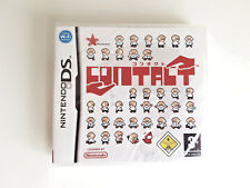 CONTACT Nintendo DS Puzzling RPG - NEW  & SEALED, Rare Game