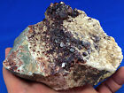 1412gr GRENAT HESSONITE sur gangue 978 Madagascar HESSONITE GARNET ON MATRIX