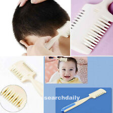 Professional Trimmer Razor Hair Cutter Thinning Shaper Double Sides Comb