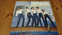 The Temptations – Surface Thrills Vinyl LP Album 33rpm 1983 Motown STML 12182