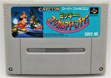 Genuine Mickey no Magical Adventure for Nintendo Super Famicom JAPANESE TESTED