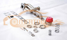 MTP 3mm thick TURBO Manifold FOR BMW T3/T4  E30 E34 24V M50//M52/S50/S52+44mm WG