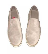 872759435b1 Vince Women s Johan Suede Slip-On Sneaker size 10 Light Tan NWOB  225 MSRP