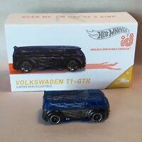 Hot Wheels ID Car Volkswagen T1-GTR 2020 Series 2 Limited Production VHTF!