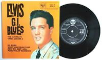 "NM/NM Elvis Presley G.I Blues EP THE ALTERNATE TAKES VOLUME 2 RCX 2 45 7"" VINYL"