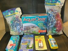 AquaClear Power Filter For 20-50 Gallon Aquariums (200 gph) & Accessories