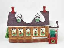 "Department 56 New England Village Series, ""Stoney Brook Town Hall"", 1992"