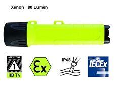 PARAT ATEX SAFETY TORCH  PX1  80 Lumen  XENON  for firefighter