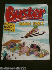 ANNUAL - BUSTER BOOK 1992