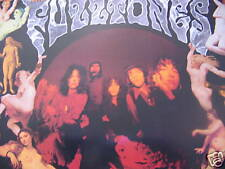 LP THE FUZZTONES - IN HEAT / GB edit / excellent état