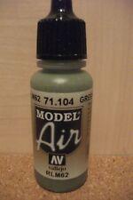 AIRBRUSH PAINT VAL104 - AV Vallejo Model Air - Green (RLM 62)