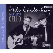 UDO LINDENBERG FEAT. CLUESO / CELLO * SINGLE CD *