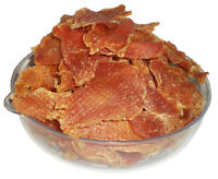 Chicken Jerky Dog Treats Made In USA 100% Chicken Breast All NATURAL No Chemical