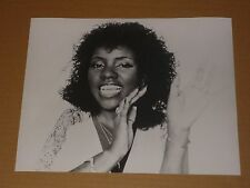 Gloria Gaynor 1979 10 x 8 Agency Publicity Photo (1)
