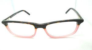 Kate Spade +1.00 Reading Glasses JODIE TP10 Pink/Tortoise 50-16-140 Readers