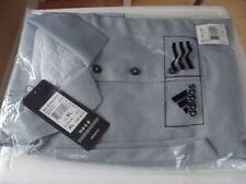 New ADIDAS Clima Lite MCL SldPolo Troy XL (Coyote) Golf Polo Shirt