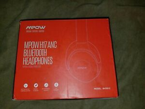 MPOW bluetooth Headphones H17 ANC