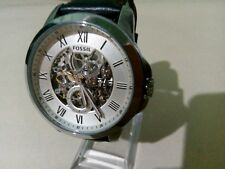 Fossil automatic skeleton watch ME3052