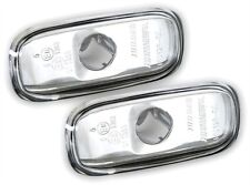 CLIGNOTANTS LATERAUX AUDI TT 8N 8N9 1998-2006 CHROME CRISTAL