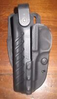 G-CODE duty belt SOC RIG holster fits Beretta 92 96 92FS M9 LH left hand kydex