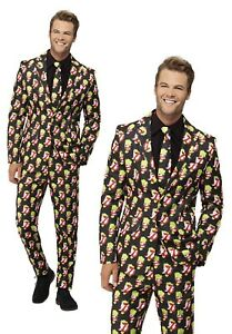 Ghostbusters Stand Out Suit Adults Licensed 80s Film Fancy Dress Costume