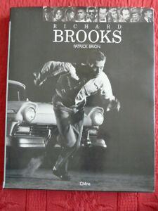RICHARD BROOKS PATRICK BRION CHÊNE 1986 PHOTOGRAPHIE CINEMA